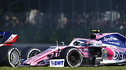 March 17, 2019 - Melbourne, Australia - Motorsports: FIA Formula One World Championship 2019, Grand Prix of Australia, ..#18 Lance Stroll (CAN, Racing Point F1 Team) (Credit Image: © Hoch Zwei via ZUMA Wire)