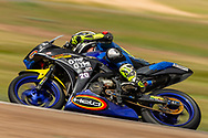Hunter Ford 20 riding for Yamaha YRD-Held  during round 5 of the Australian Superbike Championship on September 06, 2019 at Winton Motor Raceway, Victoria. (Image Dave Hewison/ Speed Media)