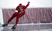 Skøyter<br /> NM sprint Valle Hovin<br /> 04.01.09<br /> Ivar Njøs - Leinstrand<br /> Foto - Kasper Wikestad