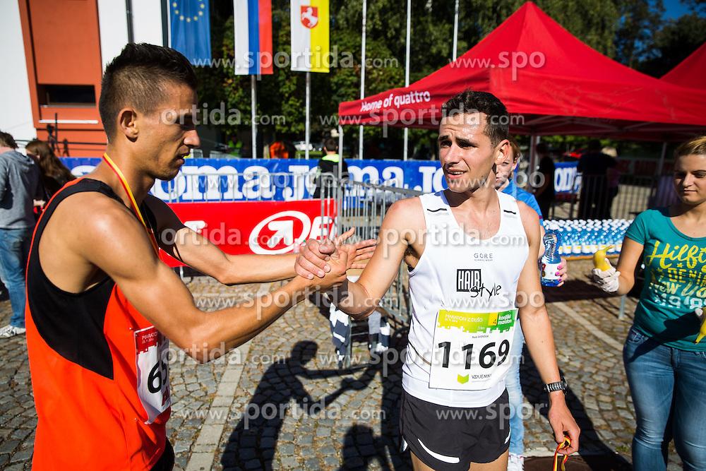 4. Konjiski maraton / 4th Konjice marathon 2016, on September 25, 2016 in Slovenske Konjice, Slovenia. Photo by Ziga Zupan / Sportida