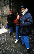 Outlaw Posse, London, UK, 1980's