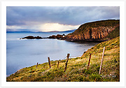 View from Cape Bruny over Quiet Bay [Bruny Island, Tasmania]<br /> <br /> Image ID: 207217. Order by email to orders@girtbyseaphotography.com quoting the image ID, preferred print size &amp; media. Current standard size prices are published on the Pricing page. Custom sizes also available.