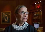 7/26/13 5:07:22 PM -- Washington , DC  -- Associate Justice Ruth Bader Ginsburg is approaching her 20-year anniversary on the Supreme Court.   Photo by H. Darr Beiser, USA TODAY staff ORG XMIT:  HB 129956 Ginsburg 07/26/2013 (Via OlyDrop)