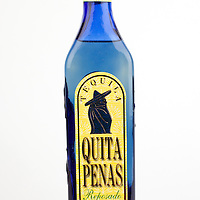 Quita Penas reposado -- Image originally appeared in the Tequila Matchmaker: http://tequilamatchmaker.com
