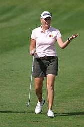 30 Aug 2005<br /> <br /> Emilee Klein.<br /> <br /> State Farm Classic, LPGA Golf Tournament, Tuesday Practice, The Rail Golf Course, Springfield, IL