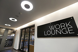 June 1, 2018 - Prague, Czech Republic - Work Lounge, shared office space in Prague, the First Cowork Open House in Czech Republic, Friday, June 1st, 2018. (Credit Image: © Michaela Rihova/CTK via ZUMA Press)