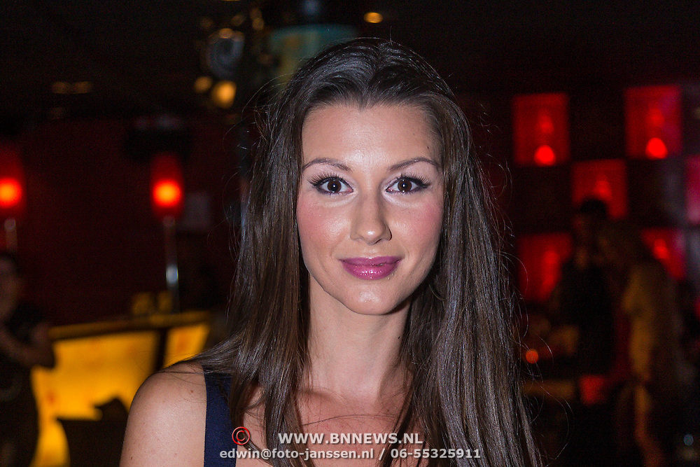 NLD/Amsterdam/20130910 - Lancering PRC kleding collectie, Danielle Frederiks - van Aalderen