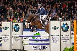 Keunen Pieter, BEL, Kardinaal HX<br /> KWPN hengstenkeuring - 's Hertogenbosch 2020<br /> © Hippo Foto - Dirk Caremans<br /> 30/01/2020
