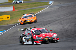 October 13, 2017 - Germany - Motorsports: DTM race Nuerburgring, Saison 2017 - 9. Event Hockenheimring, GER, # 51 Nico Müller (SUI, Audi Sport Team Abt, Audi RS5 DTM) (Credit Image: © Hoch Zwei via ZUMA Wire)