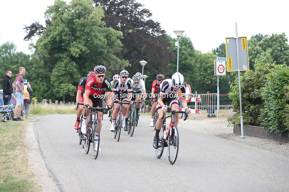 24-06-2017: Wielrennen: NK weg beloften: Montferlands-Heerenberg (NED) wielrennen