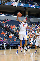 The Virginia Cavaliers women's basketball team defeated the Morehead State Eagles 88-43 at the John Paul Jones Arena in Charlottesville, VA on February 4, 2008.