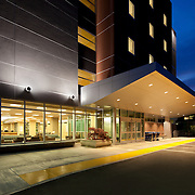 Healthcare Infrastructure - Architectural Example of Chip Allen Photography.