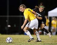OC Women's Soccer vs UCO SS - 8/27/2011