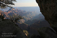 12: GRAND CANYON BRIGHT ANGEL SUNSET