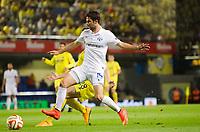 Buff in action during the match of Uefa Europa League, 3 day. (Photo: Alter Photos / Bouza Press / Maria Jose Segovia)