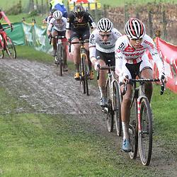 03-11-2019: Cycling: Superprestige Veldrijden: Ruddervoorde<br />Ceylin Alvarado