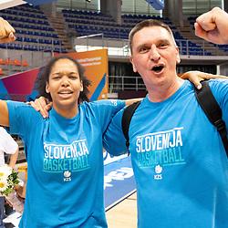 20190626: SRB, Basketball - Women's Eurobasket 2019, Day 0, Team Slovenia