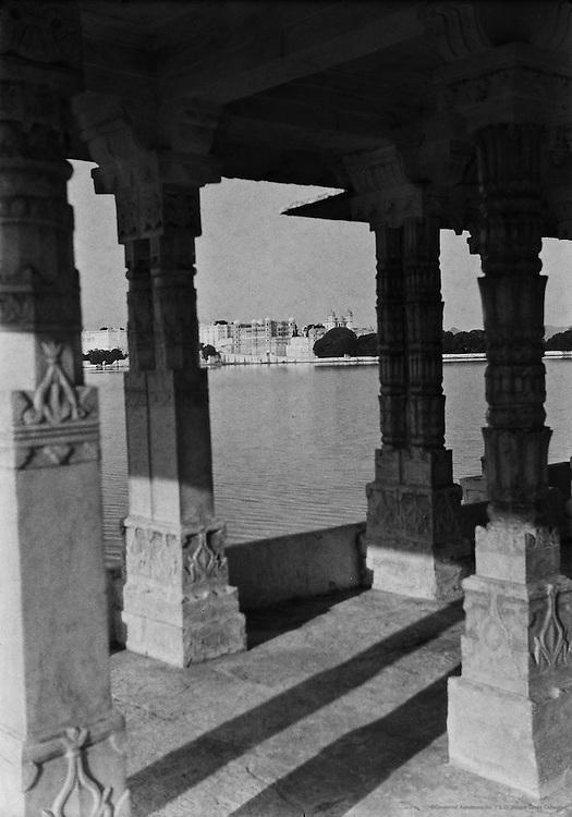Jagmandir Island Palace, Udaipur, India, 1929