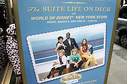 Atmosphere at the meet & greet of Stars of  Disney Channel's Hit Series' The Suite Life on Deck ' held at the World of Disney New York City Store in New York City on March 5, 2008