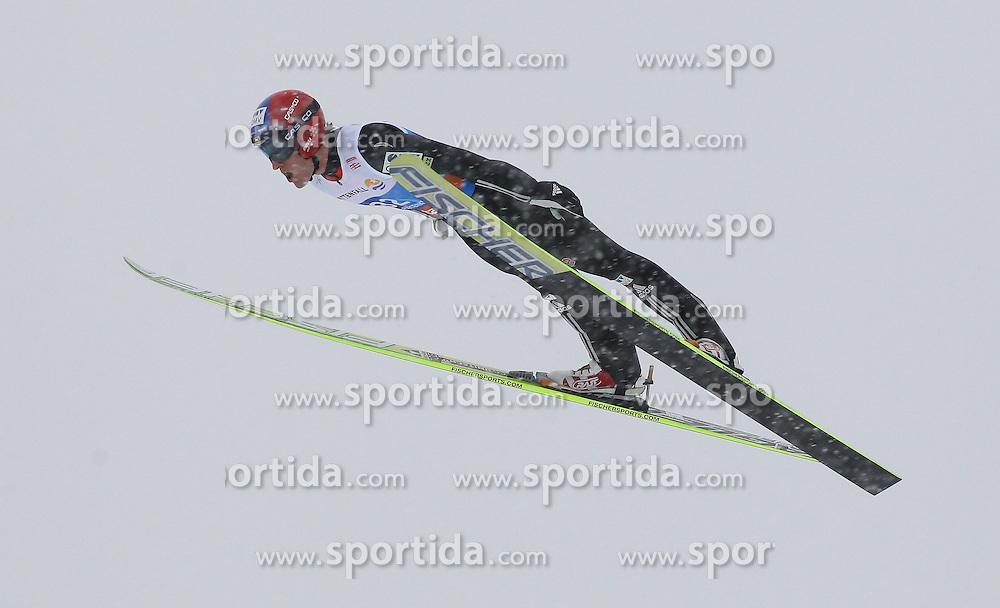 31.12.2011, Olympia Skisprungschanze, Garmisch Partenkirchen, GER, 60. Vierschanzentournee, FIS Ski Sprung Weltcup, Training, im Bild Jan MATURA (CZE) // Jan MATURA (CZE) during a practice session of 60th Four-Hills-Tournament FIS World Cup Ski Jumping at Olympia Skisprungschanze, Garmisch Partenkirchen, Germany on 2011/12/31. EXPA Pictures © 2011, PhotoCredit: EXPA/ Sven Kiesewetter
