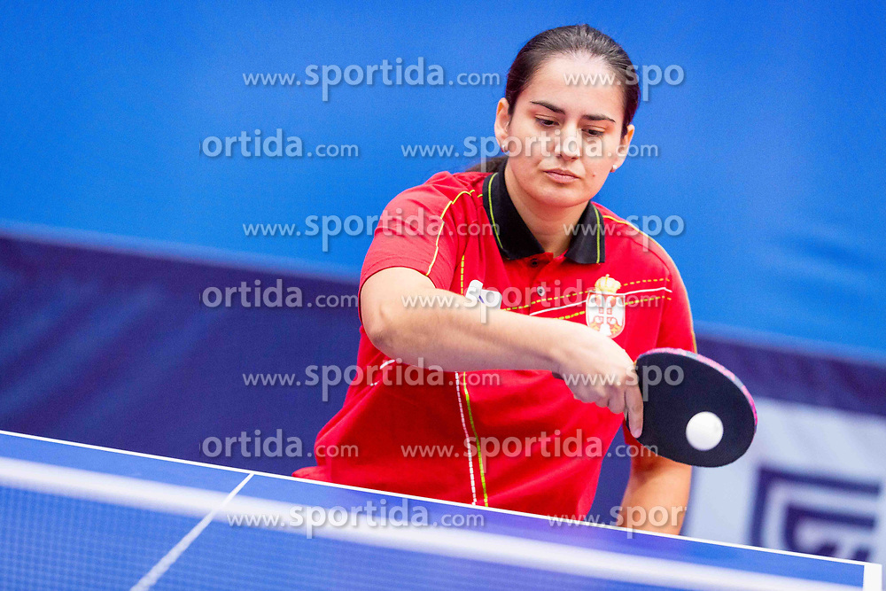 MATIC Nada during day 2 of 15th EPINT tournament - European Table Tennis Championships for the Disabled 2017, at Arena Tri Lilije, Lasko, Slovenia, on September 29, 2017. Photo by Ziga Zupan / Sportida