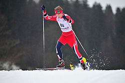 BYE Eirik Guide:  HELLERUD Kristian Myhre, NOR at the 2014 IPC Nordic Skiing World Cup Finals - Long Distance