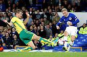Everton v Norwich City 200916