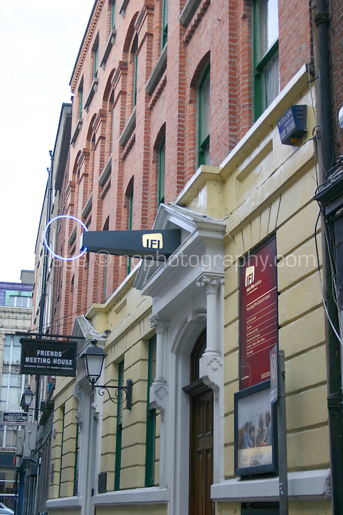 Irish Film Institute (IFI), Temple Bar, Dublin, Ireland