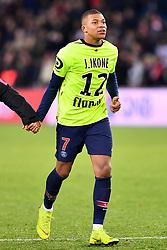 November 2, 2018 - Paris, Ile-de-France, France - Killian Mbappe #7 during the french Ligue 1 match between Paris Saint-Germain (PSG) and Lille (LOSC) at Parc des Princes stadium on November 2, 2018 in Paris, France. (Credit Image: © Julien Mattia/NurPhoto via ZUMA Press)