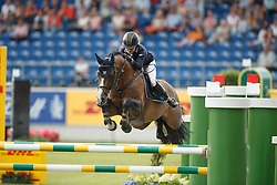 Baryard-Johnsson Malin, (SWE), H&M Tornesch<br /> Team completion and 2nd individual qualifier<br /> FEI European Championships - Aachen 2015<br /> © Hippo Foto - Dirk Caremans<br /> 20/08/15