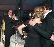 ROBERT HANSON, Evgeny Lebedev and Graydon Carter hosted the Raisa Gorbachev charity Foundation Gala, Stud House, Hampton Court, London. 22 September 2011. <br /> <br />  , -DO NOT ARCHIVE-© Copyright Photograph by Dafydd Jones. 248 Clapham Rd. London SW9 0PZ. Tel 0207 820 0771. www.dafjones.com.