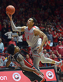 UNM vs. UNLV mens basketball 01/10/2017