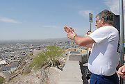 Image from El Paso-Juarez border immersion experience hosted by Maryknoll Lay Missioners June 22-27. (Photo by Sam Lucero)