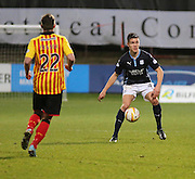 Dundee's Thomas Konrad - Partick Thistle v Dundee - SPFL Premiership at Dens Park<br /> <br />  - &copy; David Young - www.davidyoungphoto.co.uk - email: davidyoungphoto@gmail.com