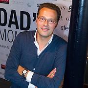 NLD/Amsterdam/20131003 -  Dad's moment , Jeroen Latijnhouwers