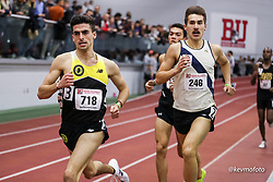 Boston University John Thomas Terrier Indoor Invitational Track & Field, mens Mile,