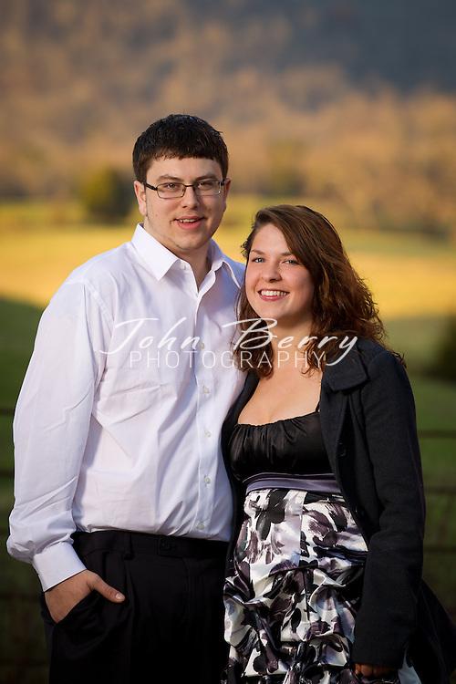 December/10/11:  Cayla and Josh