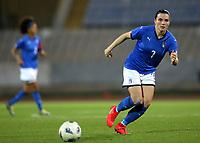 International Women's Friendly Matchs 2019 / <br /> Womens's Cyprus Cup Tournament 2019 - <br /> Korea DPR v Italy 3-3 aet ( GSZ Stadium - Larnaca,Cyprus ) - <br /> Alia Guagni of Italy
