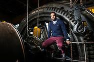 26-11-2015 VOETBAL:KOSTAS LAMPROU:WILLEM II:TILBURG<br /> Portrait doelman Kostas Lamprou van Willem II <br /> <br /> Foto: Geert van Erven