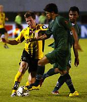 Fotball<br /> Peregrino Cup Brail<br /> Foto: Argenpress/Digitalsport<br /> NORWAY ONLY<br /> <br /> 18.01.2008<br /> Start v Boavista<br /> <br /> Geir Ludvig Fevang