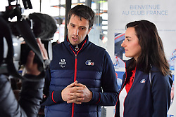 Behind the scenes at the PyeongChang2018 Winter Paralympic Games.<br /> Dans les coulisses au Jeux Paralympiques, PyeongChang2018.