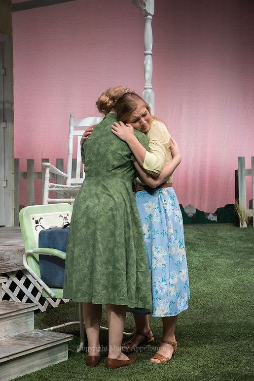 Douglas Anderson High School production of Picnic