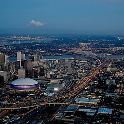 02-05-2013 New Orleans Aerial Scenes
