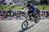 30-34 Men #2 (WATERHOUSE Scott) GBR at the 2018 UCI BMX World Championships in Baku, Azerbaijan.