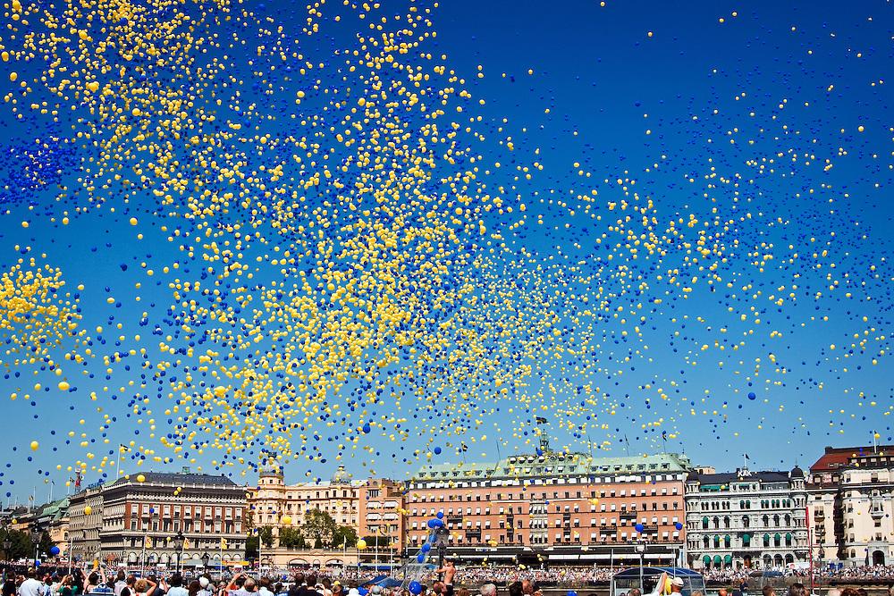 Swedish celebrations at National Day 2008