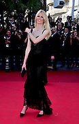 20.MAY.2011. CANNES<br /> <br /> CLAUDIA SCHIFFER ON THE RED CARPET FOR MOVIE THIS MUST BE THE PLACE PREMIERE AT THE 64TH CANNES INTERNATIONAL FILM FESTIVAL 2011 IN CANNES, FRANCE<br /> <br /> BYLINE: EDBIMAGEARCHIVE.COM<br /> <br /> *THIS IMAGE IS STRICTLY FOR UK NEWSPAPERS AND MAGAZINES ONLY*<br /> *FOR WORLD WIDE SALES AND WEB USE PLEASE CONTACT EDBIMAGEARCHIVE - 0208 954 5968*