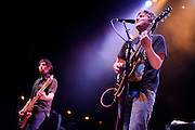 Photos of the band Saves The Day performing at the Pageant in St. Louis on October 26, 2010.