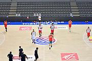 team, panoramica<br /> Raduno Nazionale Maschile Senior<br /> Torneo di Tolosa - Allenamento<br /> Tolosa, 17/08/2017<br /> Foto GiulioCiamillo / Ciamillo-Castoria