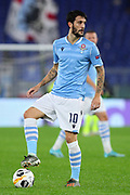 Luis Alberto of Lazio in action during the UEFA Europa League, Group E football match between SS Lazio and CFR Cluj on November 28, 2019 at Stadio Olimpico in Rome, Italy - Photo Federico Proietti / ProSportsImages / DPPI