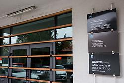 Ljubljana, Capital city of Slovenia, Inšpektorat Republike Slovenije za infrastrukturo, Zdravstveni inšpektorat RS, Inšpektorat RS za okolje in prostor, on October 21, 2016. Photo by Vid Ponikvar / Sportida
